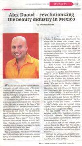 Alexander Daoud News Article 2